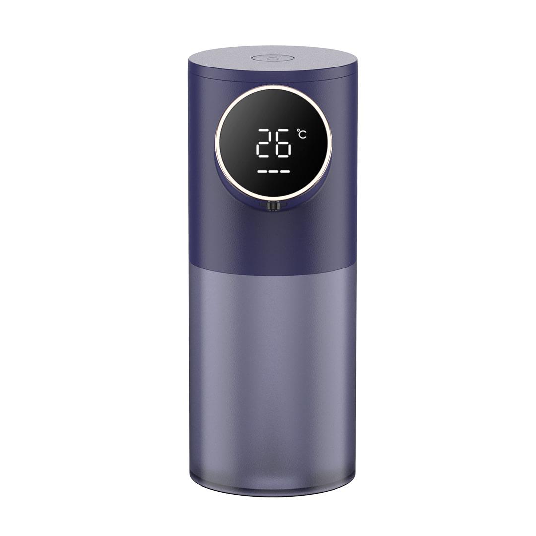 [해외] 실내온도측정 자동 센서 거품 손세정기 C타입단자