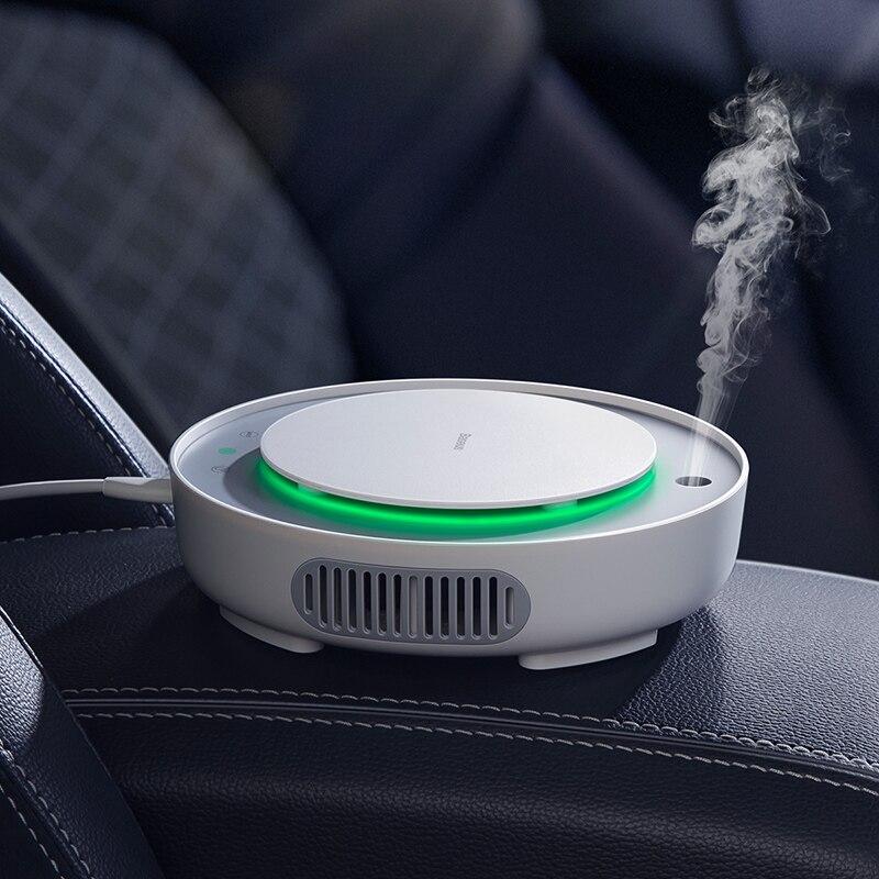 [해외] 베이스어스 차량 공기청정가습기